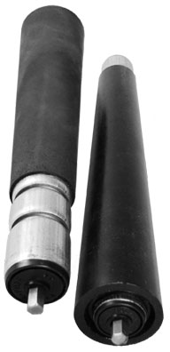 picture of urethane rollers